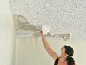 Asbestos Popcorn Ceilings
