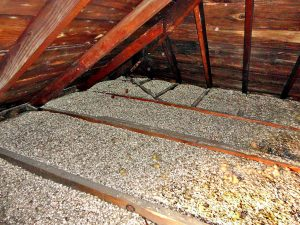 asbestos household items